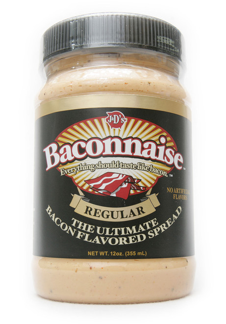 Mayonnaise med smag af bacon